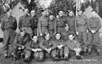 Enjoying camp