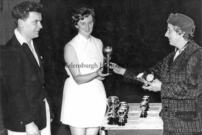 Badminton champions